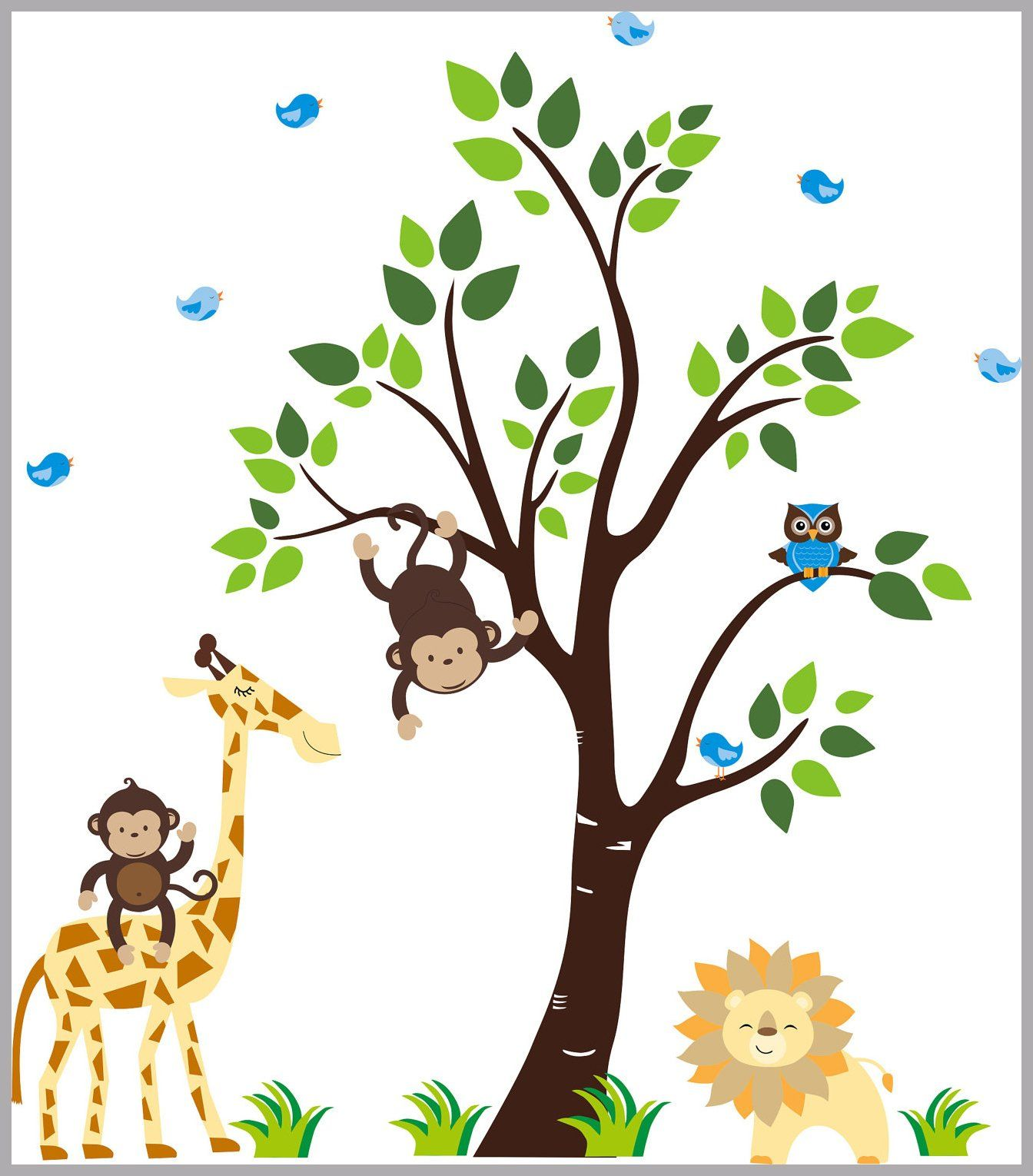 1344x1530 Removable Wall Decals For Nursery