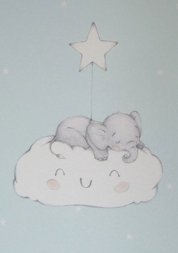 Baby Room Wall Drawing at GetDrawings.com | Free for personal use ...