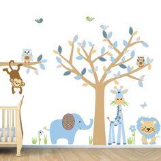 236x236 Baby Boy Room Decor, Nursery Wall Art, Art For Kids, Owl Nursery