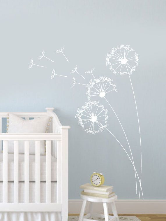 570x758 How Gorgeous Is This Wall Stickers For A Nursery. I Was Thinking