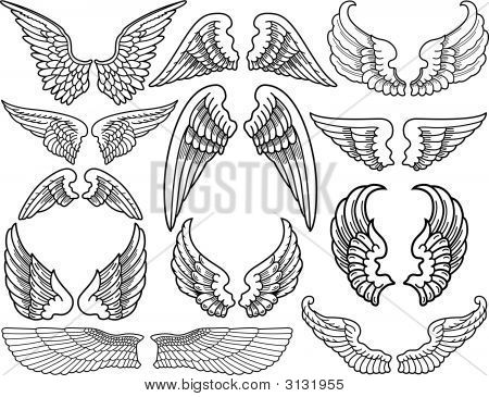 450x365 Angel Wings Papercrafts Angel Wings And Angel