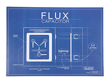 450x334 Back To The Future Future Technologies Flux Capacitor Blueprint