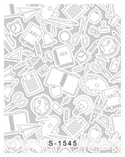 407x511 5x7ft Stationery Application Drawings Pens Math Students Custom