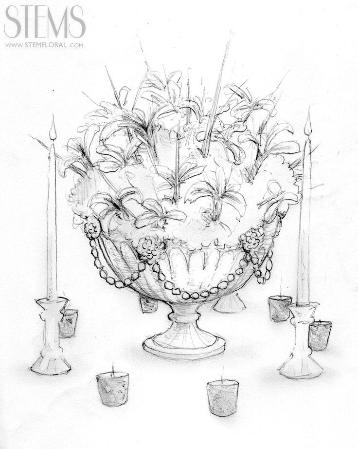 736x922 Best Wedding Sketch Images On Sketches, Wedding