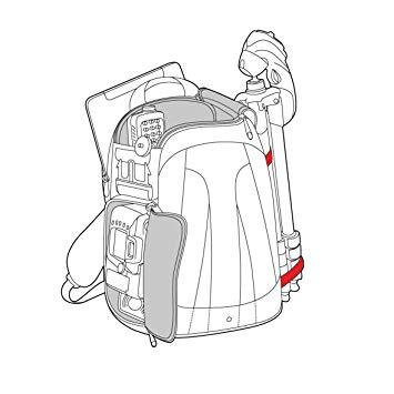355x355 Manfrotto Agile Ii Stile C Sling Camera Bag