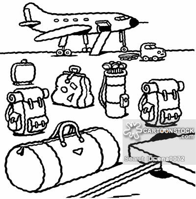 400x407 Baggage Holds Cartoons And Comics