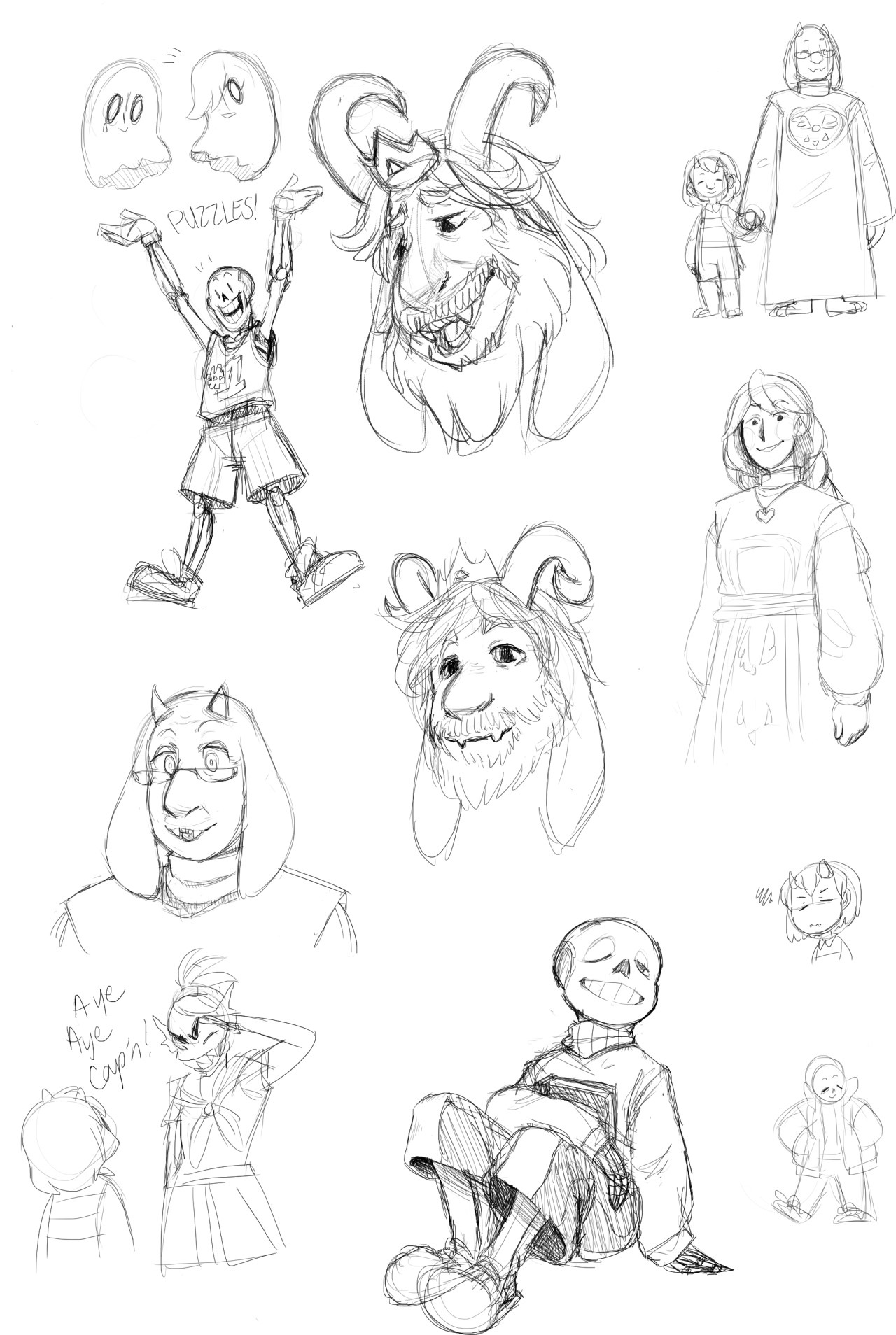 1280x1908 Official Ft Blog A Few Character Sketches Before I Get To My
