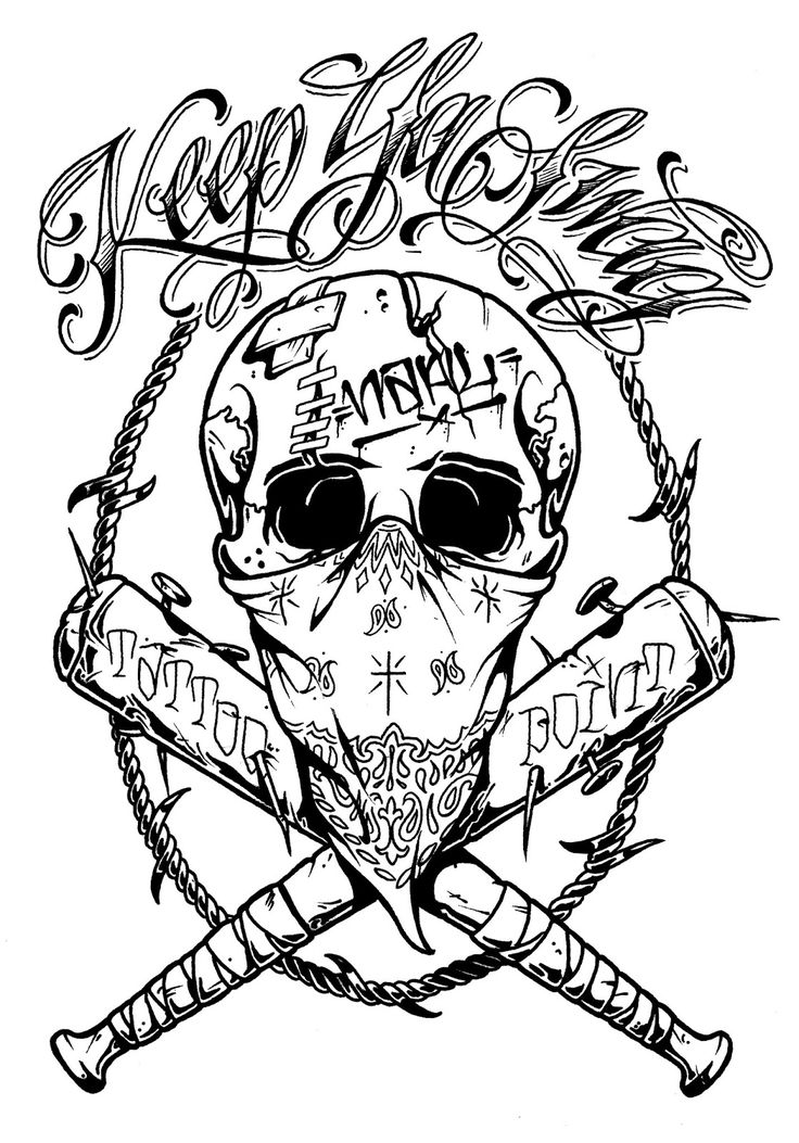 736x1053 The 27 Best Crazy Drawing Tattoos Images On Design