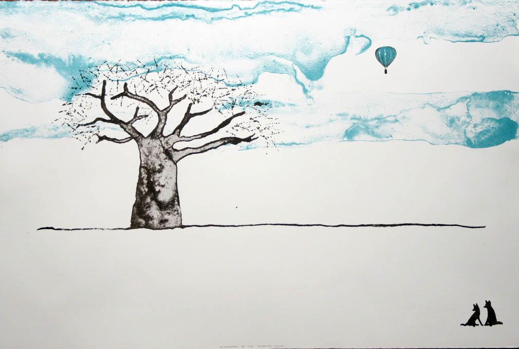 1010x680 Baobab Tree By Katherine Van Uytrecht Simple Intrigue
