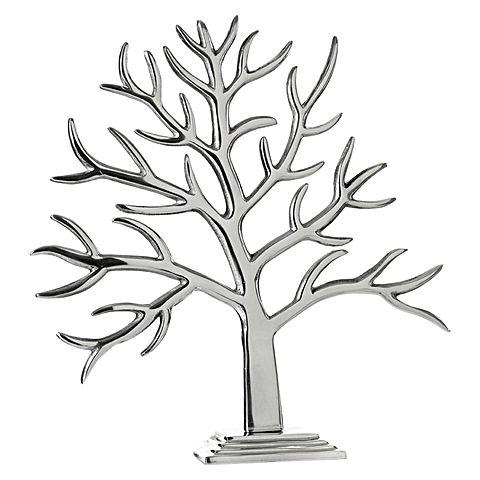 480x480 Baobab Tree, Silver, Large By Casa Uno Zanui