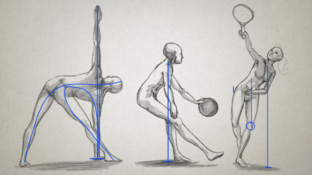 1040x585 Pictures Drawing Human Tutorial,