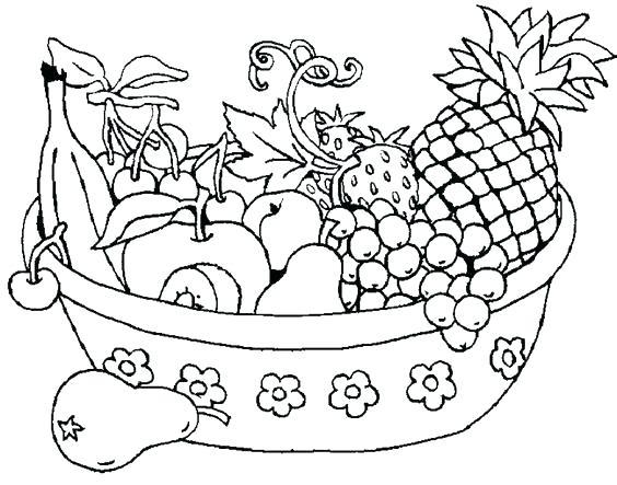 564x443 Printable Basketball Court Kids Coloring Free Printable Fruit