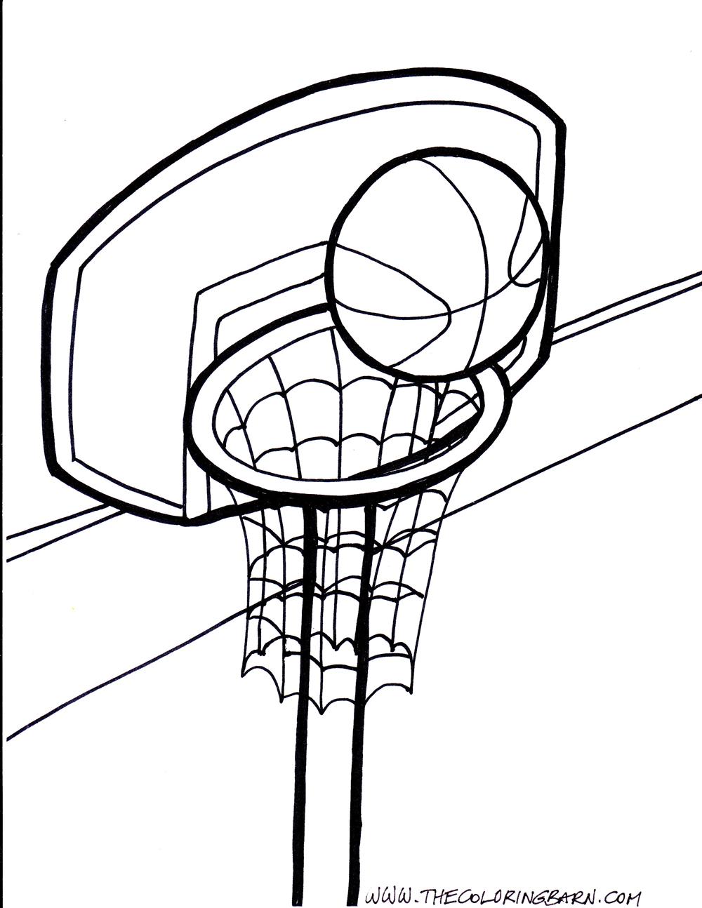 basketball drawing ideas at getdrawings  free download