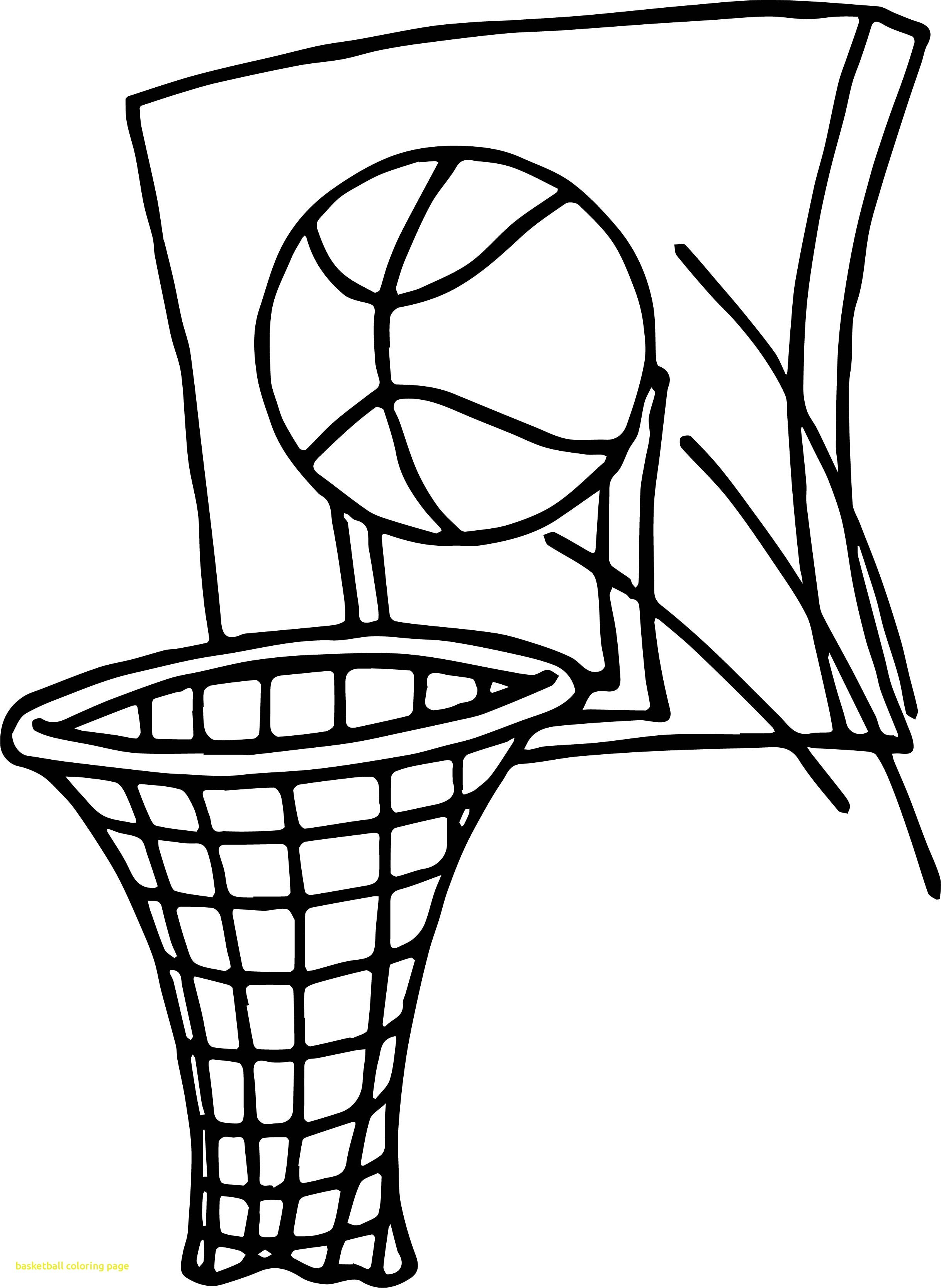 2436x3335 Sure Fire Basketball Coloring Pages To Print Get This Free 920519