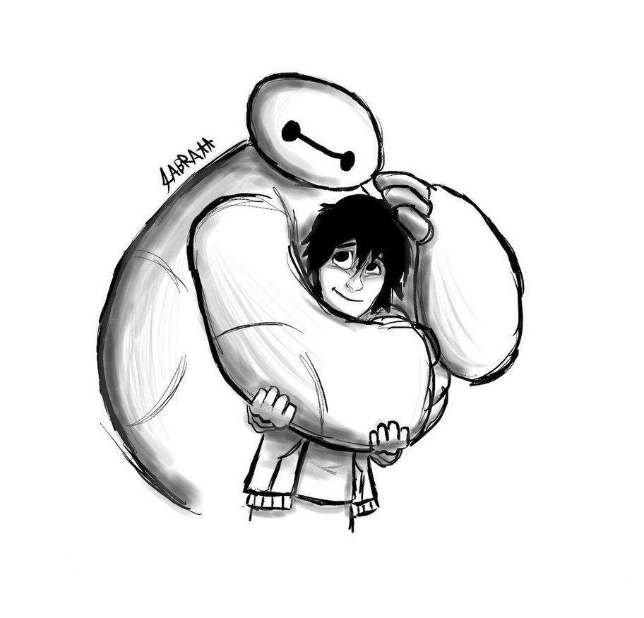 Baymax Drawing Tumblr