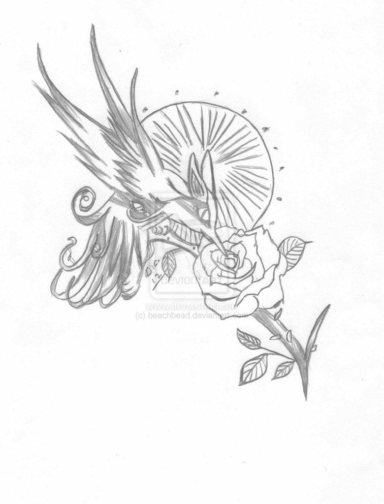 780x1024 Tattoos Of Humming Bird Hummingbird Tattoo Tumblr