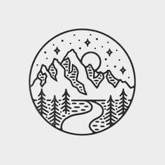 236x236 Waves Drawing Tumblr