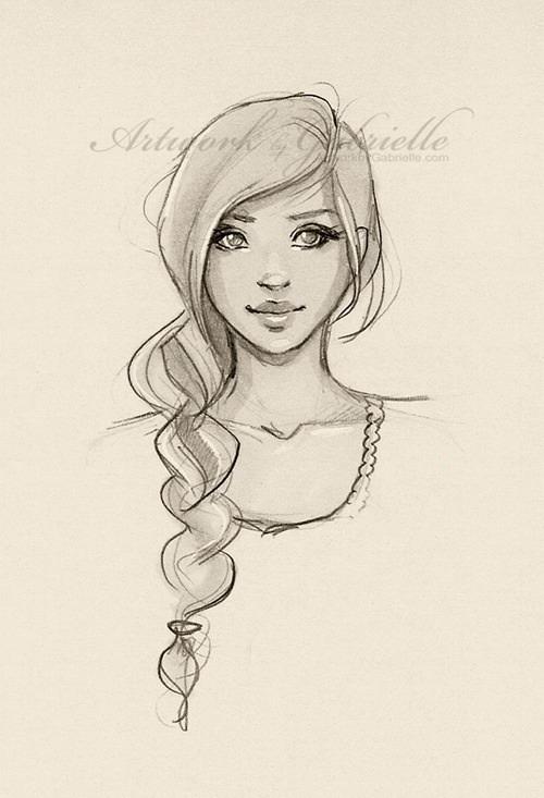 500x733 Art, Beautiful, Drawing, Fashion
