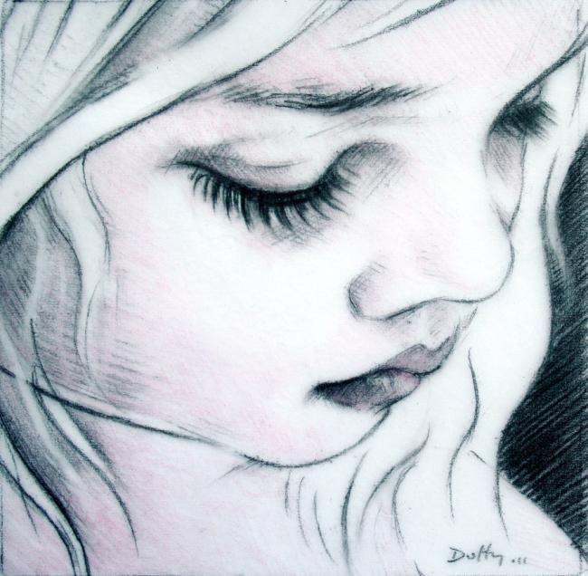 650x636 Drawings Of Faces Art Duffy Art