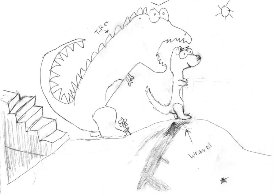 900x634 Best. Drawing. Ever. By Macrokarrow