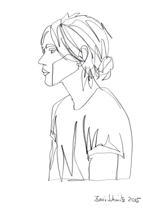 500x727 Collection Of Tumblr Line Drawing High Quality, Free
