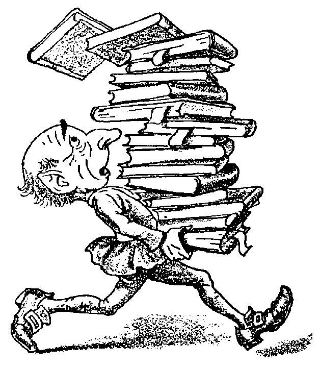Bibliography Drawing