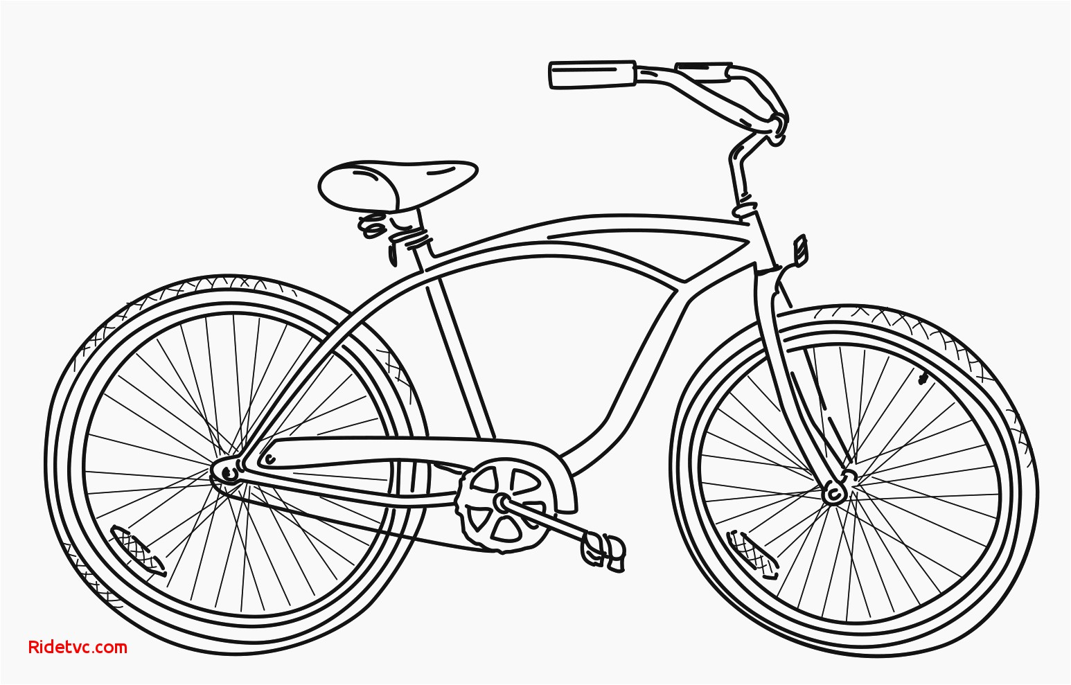 1546x989 Autocad Drawing Of A Bicycle Archives