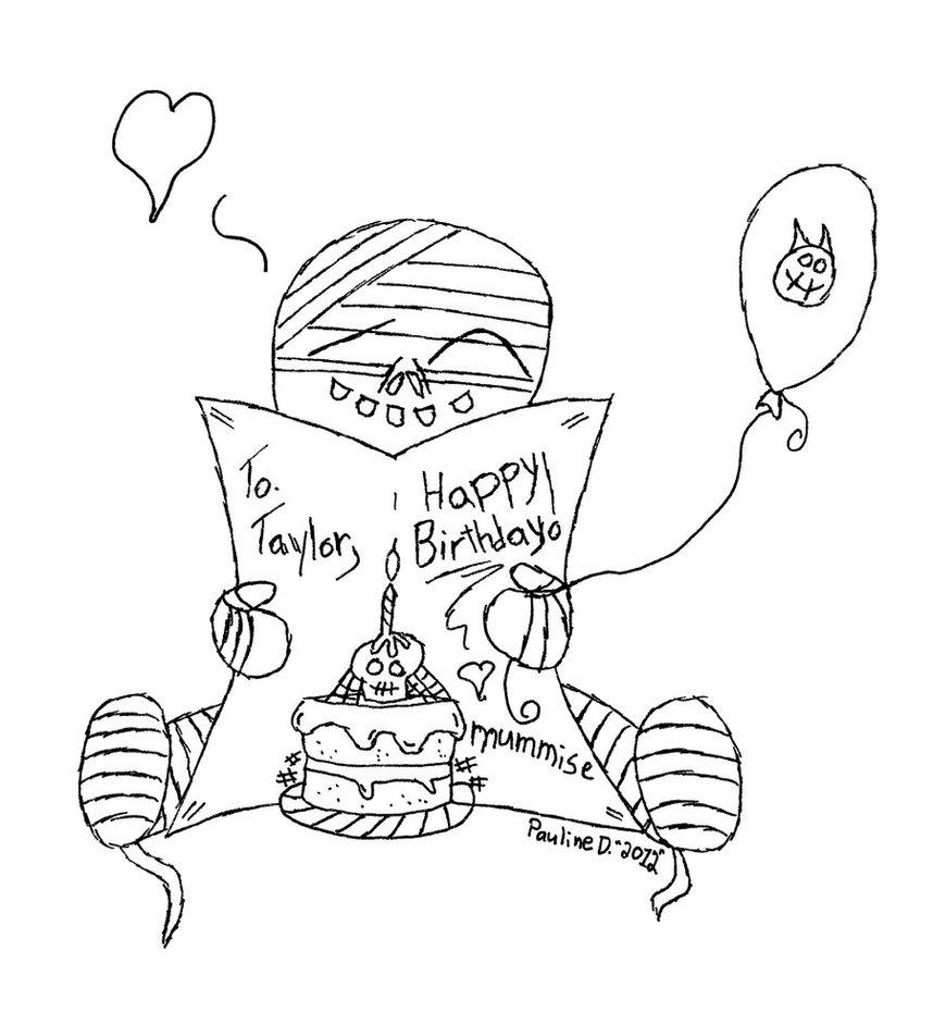 858x930 Birthday Wishes By Eyesofthephasm