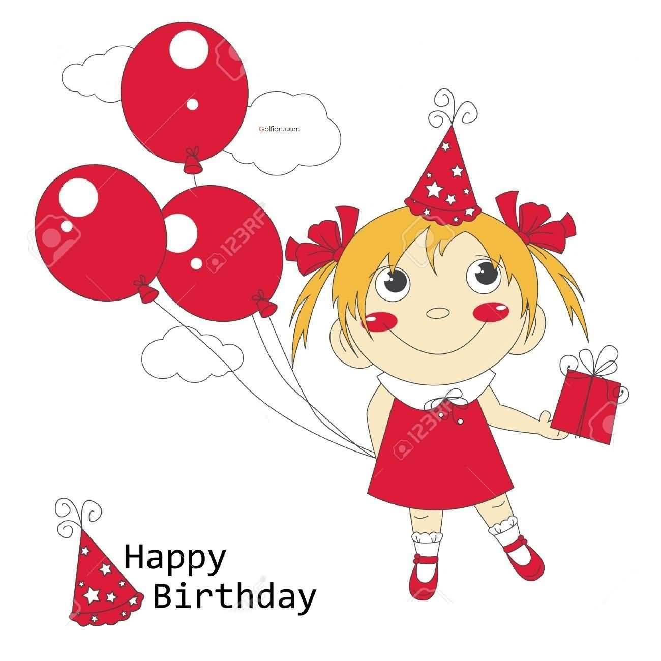 1300x1300 Best Birthday Wishes For Girls Beautiful Birthday Greeting