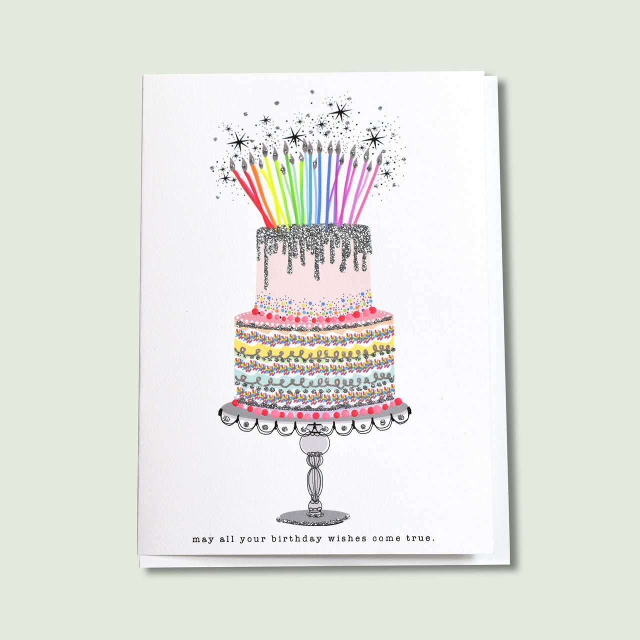 1280x1280 May All Your Birthday Wishes Come True Verrier Handcrafted