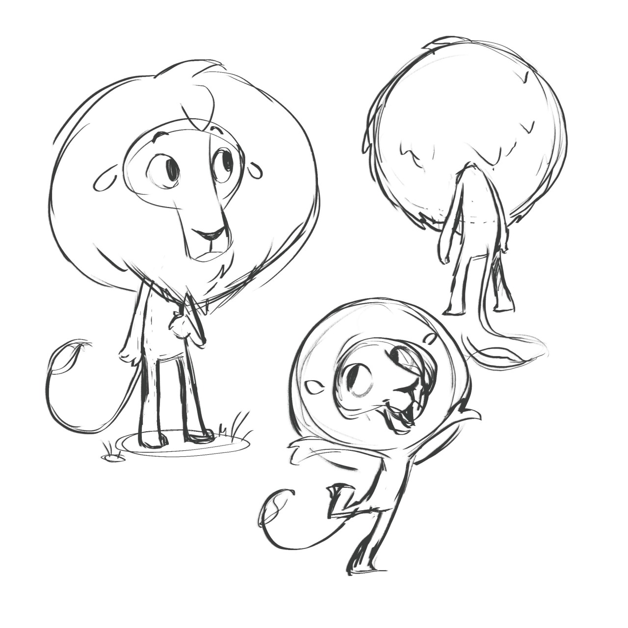 1280x1280 A Bit Of My Character Design Process