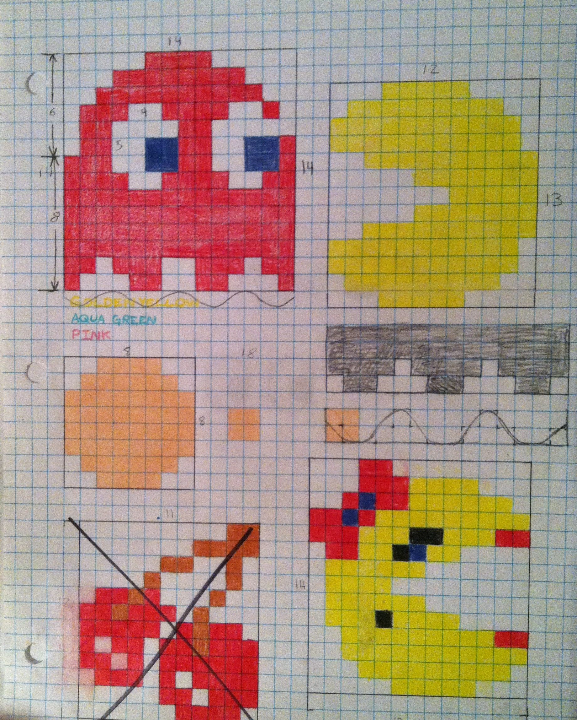 1840x2293 8 Bit Drawing Jeremy Briddle