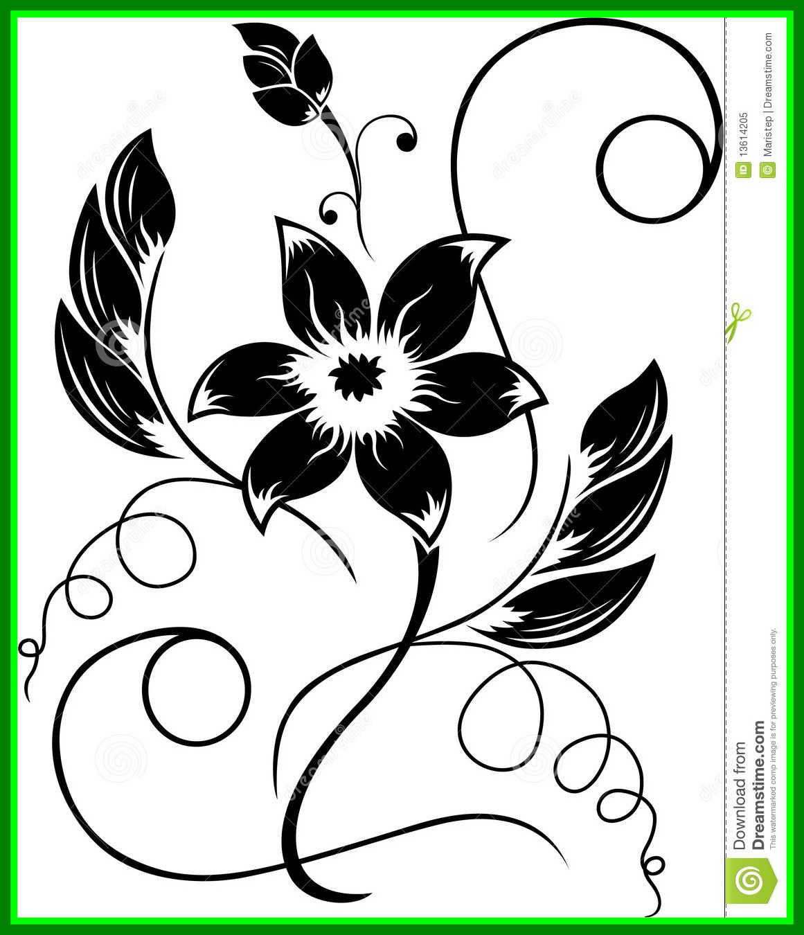 1161x1350 Best Black Rose White Flower Clipart Pict For Drawing Simple Ideas