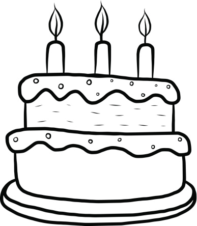 387x444 Collection Of Layer Cake Clipart Black And White High