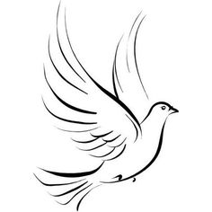 236x236 Picasso's Line Drawings Of Peace Doves. What I Would Gets