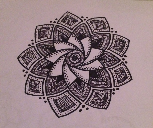 610x509 Art, Black, Black And White, Doodle, Doodles, Doodling, Drawing