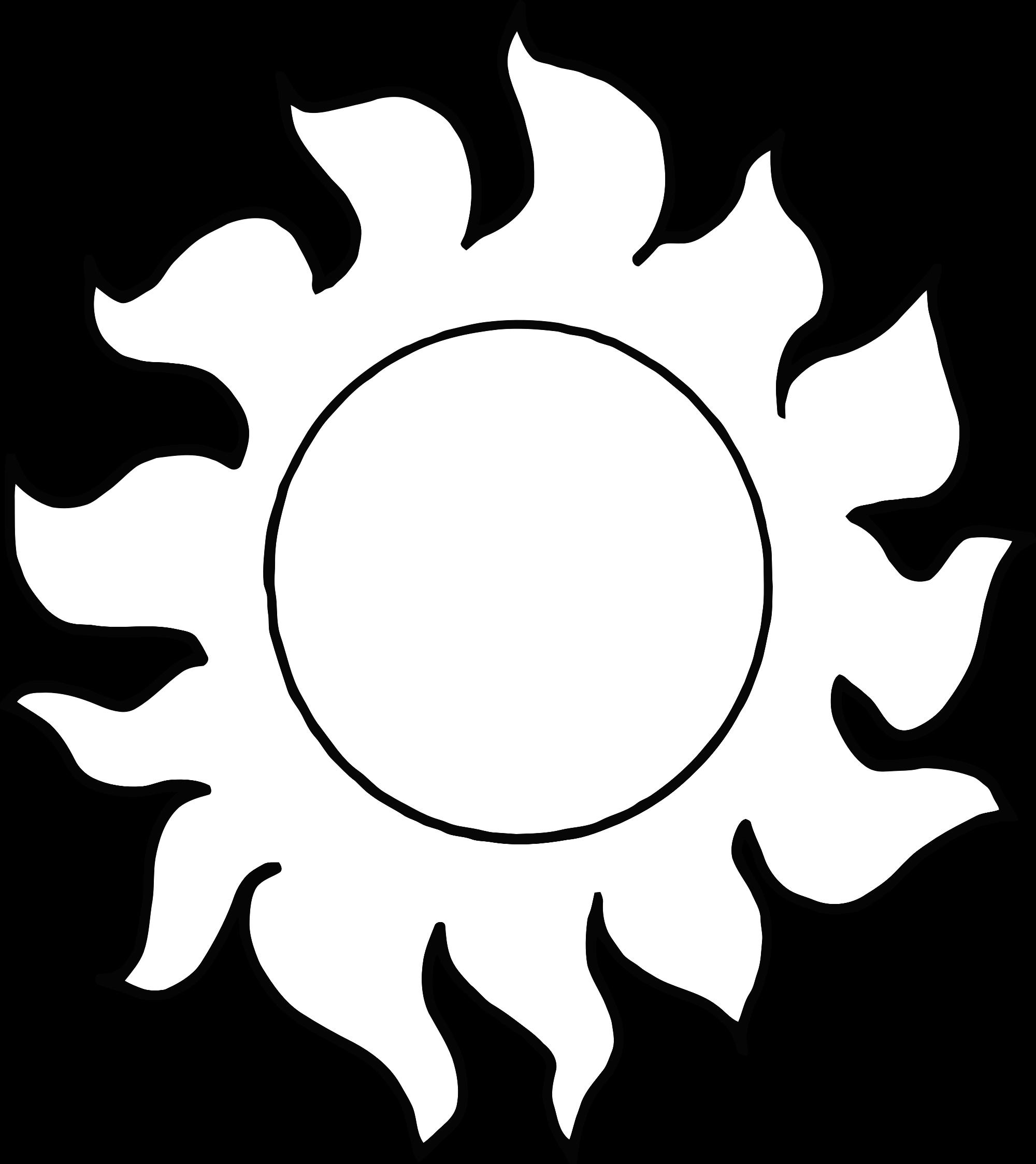 2000x2247 Sun Clipart Abstract