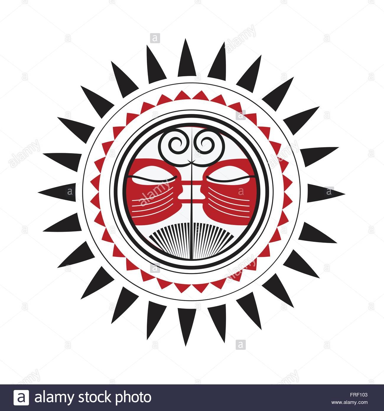 1300x1390 Maori Sun God