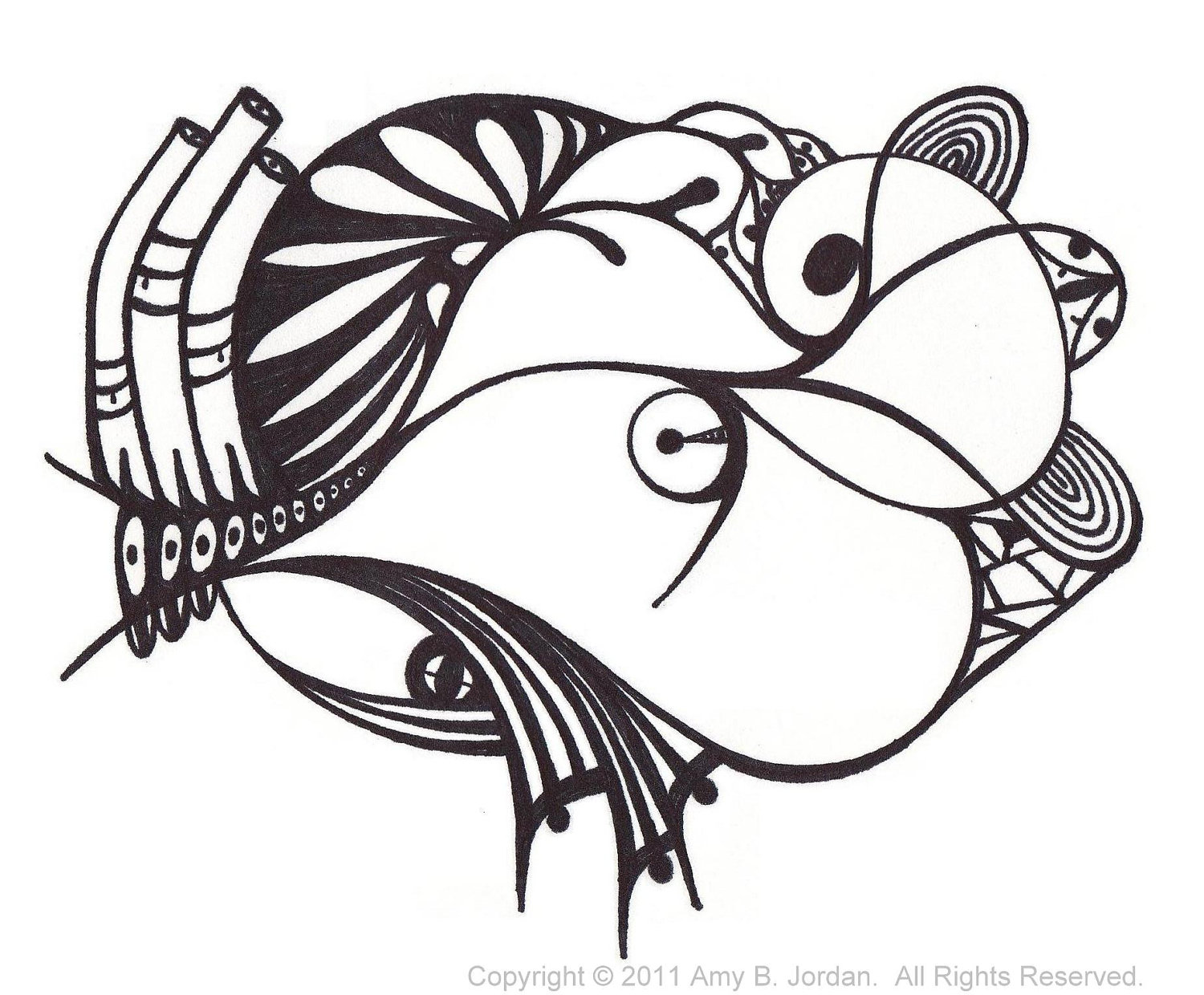 1500x1240 Gallery Abstract Art Black And White Drawings Easy,
