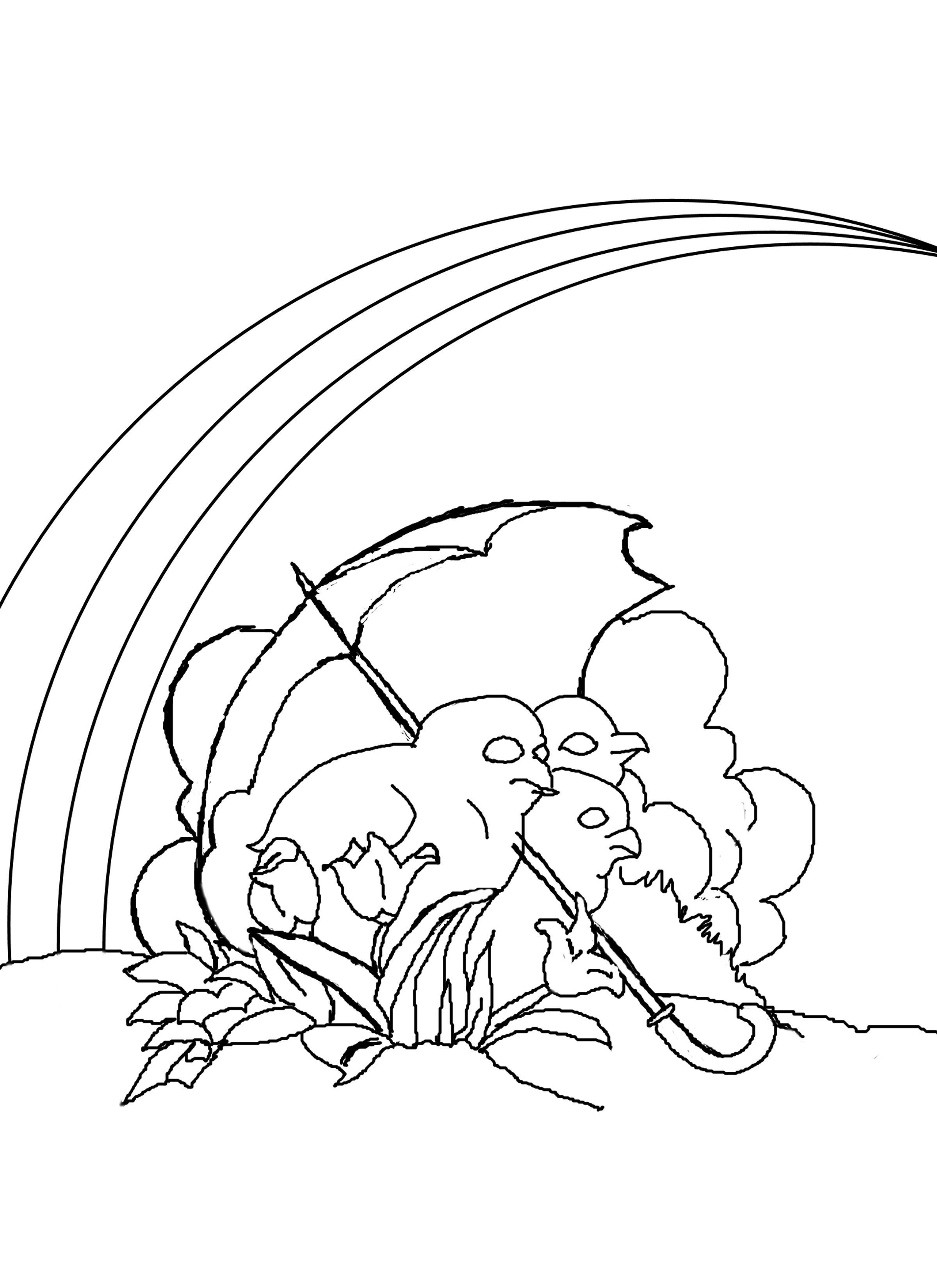 2400x3300 Coloring Pages Of Rainbow Trouts Copy Adult Rainbow Dash Coloring