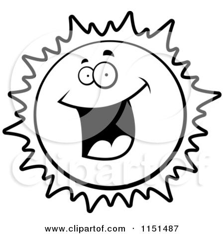450x470 Happy Sun Clipart Black White Amp Happy Sun Clip Art Black