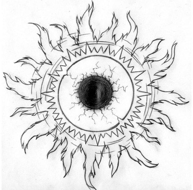 631x621 Black Hole Sun By Recessa805 On Newgrounds