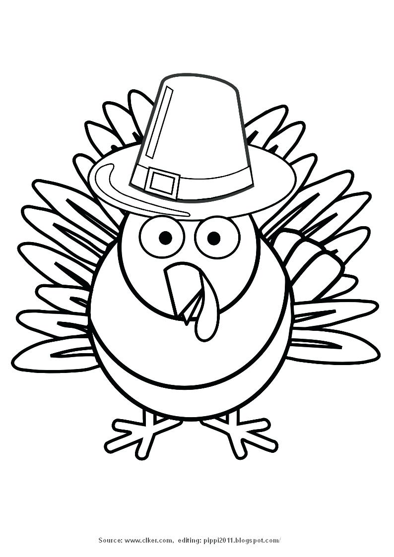 794x1123 Turkey Bird Thanksgiving Coloring Pages Black And White Turkey