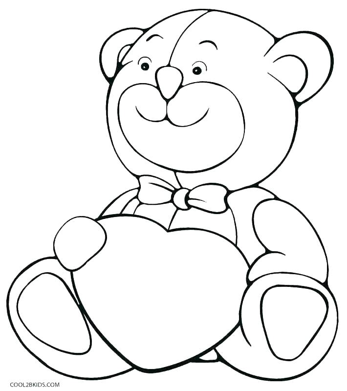 710x800 Bear Face Coloring Page With Black Bear Coloring Page Black Bear