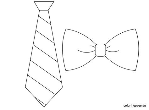 474x350 Drawn Bow Tie Black And White