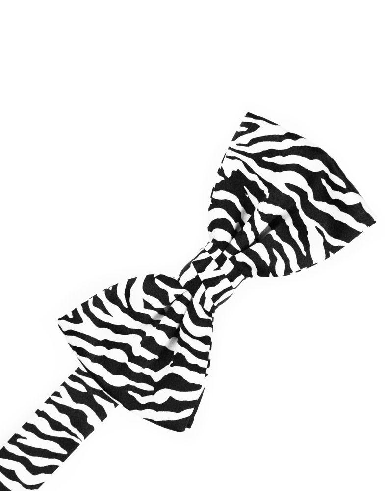 785x999 Zebra Bow Tie