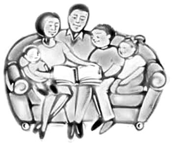 350x291 Collection Of Unhappy Family Drawing High Quality, Free