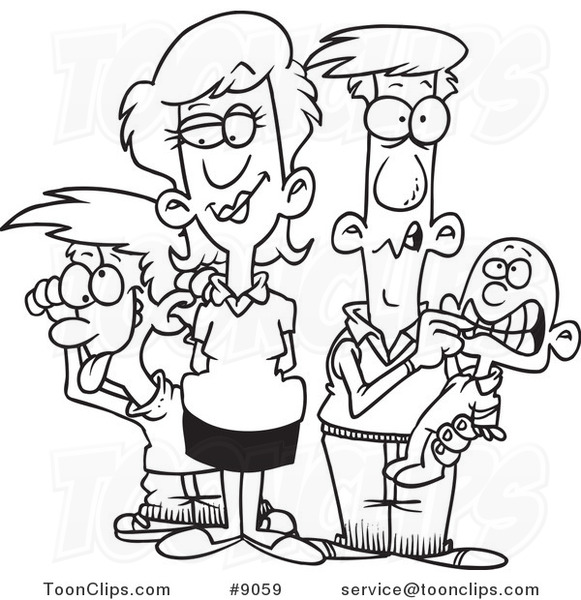 Black Family Drawing At Getdrawings Com Free For Personal Use