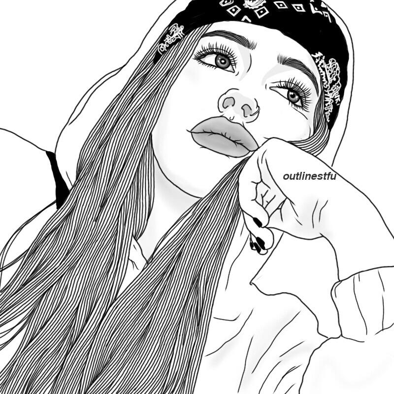 black girl drawing tumblr at getdrawings  free download