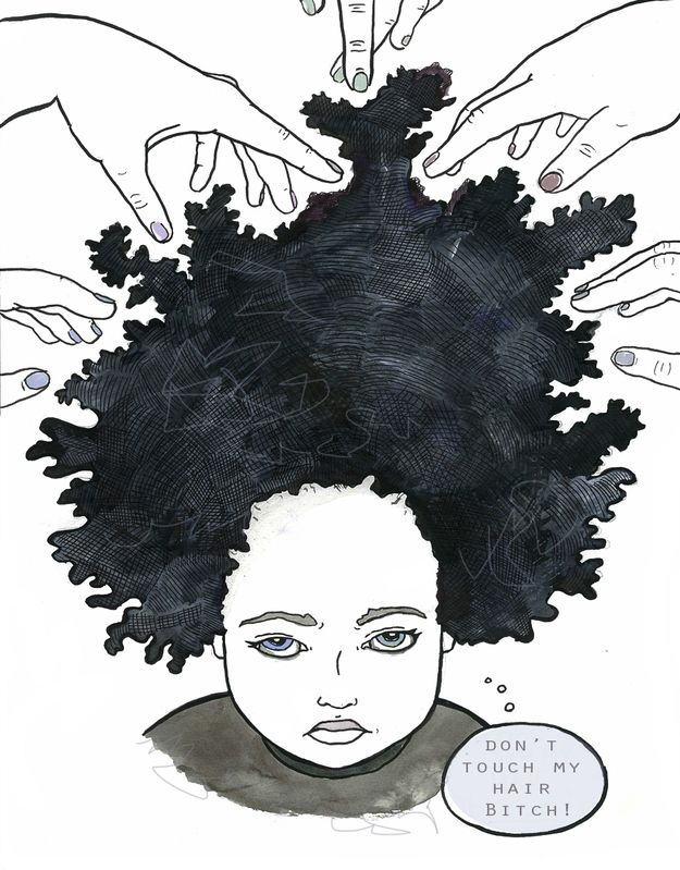625x799 28 Exasperating Afro Problems Natural, Black Hair